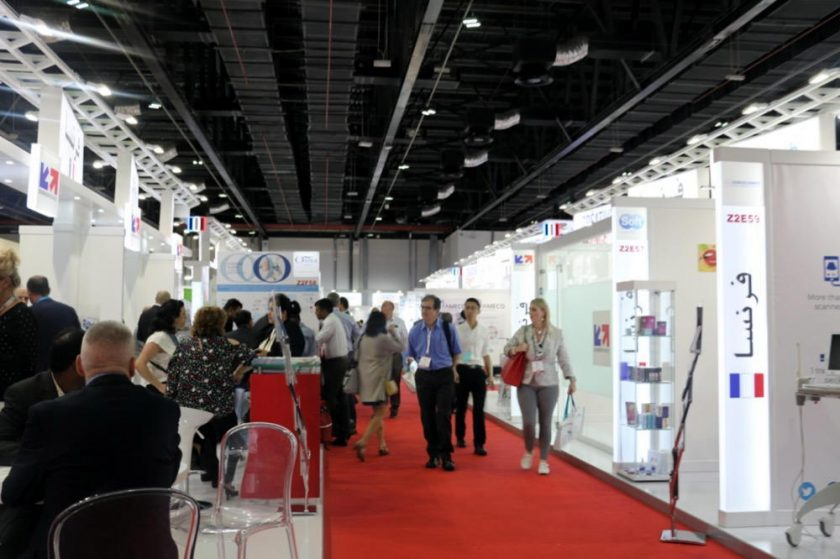 French Healthcare Expertise To Be Introduced  At Arab Health 2020