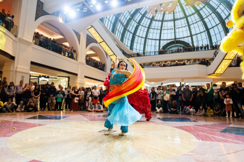 Mall of the Emirates to celebrate family and fortune this Chinese New Year