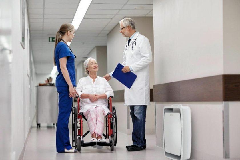 شركة إيوليس إير الرائدة على مستوى الشرق الأوسط في تنقية الهواء الداخلي تشترك بمعرض الصحة العربي 2020 لخدمة المستشفيات والعيادات الطبية