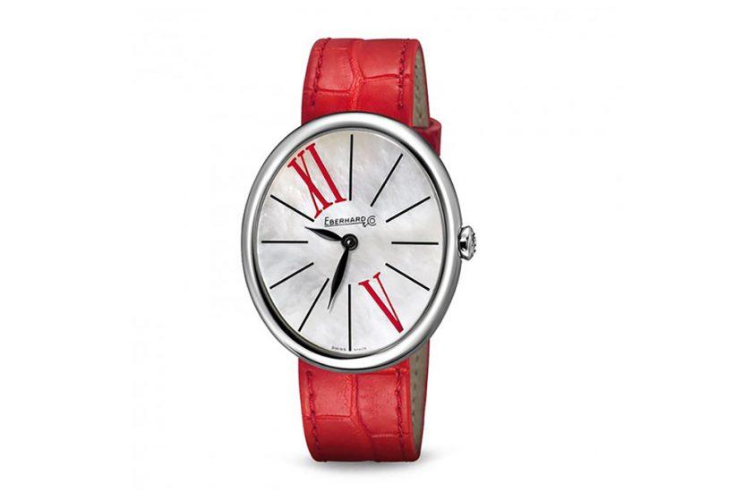 ساعة إبرهارد آند كو هدية مثالية في يوم الحب