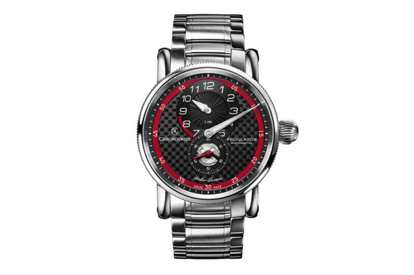 كرونوسويس تتألق بإصدار ساعة خاصة بعشاق سباق السيارات