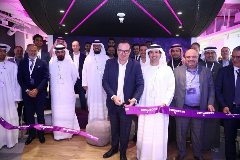 Accenture Opens Dubai Tourism Innovation Hub,Its First Innovation Hub in the Middle East