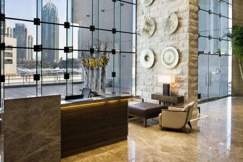 A Tour of The Newly Relaunched Dusit Princess Residences Dubai Marina