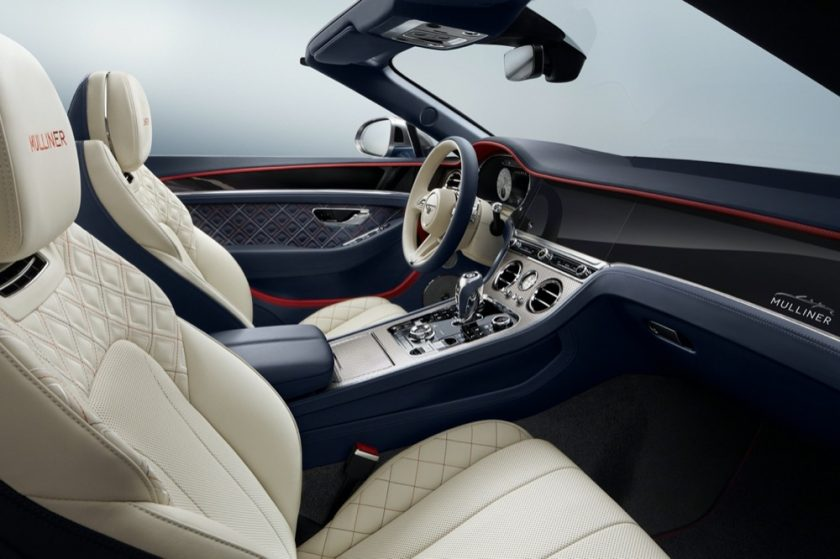 THE NEW CONTINENTAL GT MULLINER CONVERTIBLE: DEFINING OPEN-TOP LUXURY