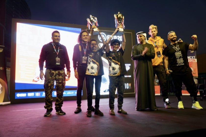 """مهرجان """"غيرل غيمر""""العالمي للألعاب الافتراضية والترفيهية يختتم فعالياته في دبي"""