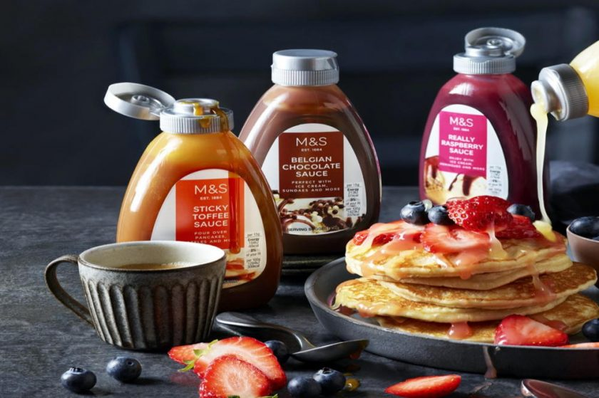 Marks & Spencer launches delicious new options for Pancake Day
