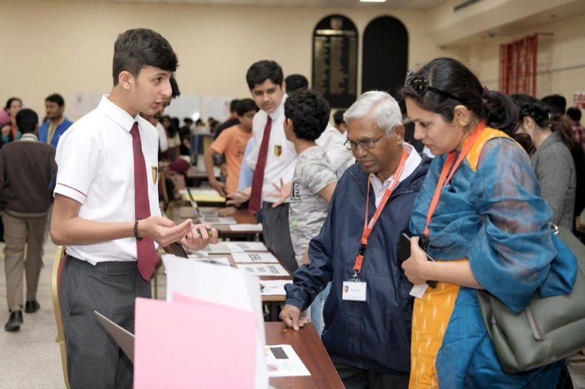 """معرض """"جيمس العالمي للابتكار 2020"""" ينطلق بمشاركة 1500 طالب من رواد الابتكار"""