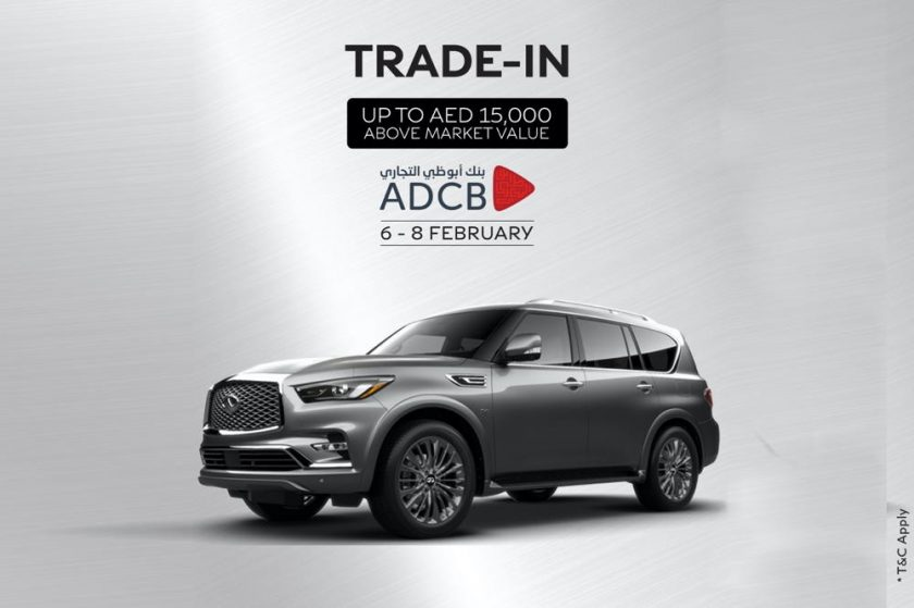 Arabian Automobiles INFINITI & ADCB offer exceptional deals to ADCB customers