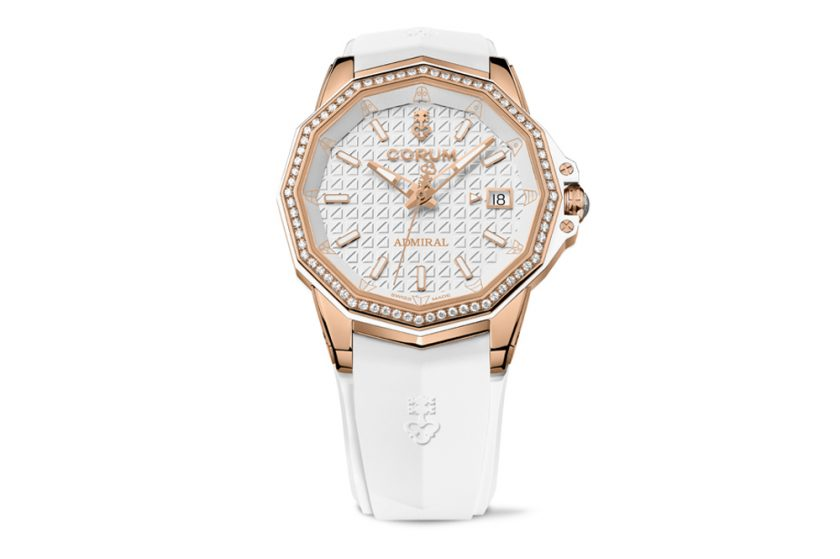 Celebrate Mother's Day in 'Swiss Style' with Corum AC-One 38 Automatic