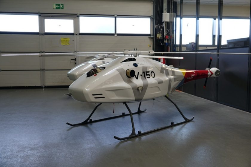 Abu Dhabi's UMEX chosen for global unveiling of UMS Skeldar'snew Rotary Unmanned Aerial Vehicle