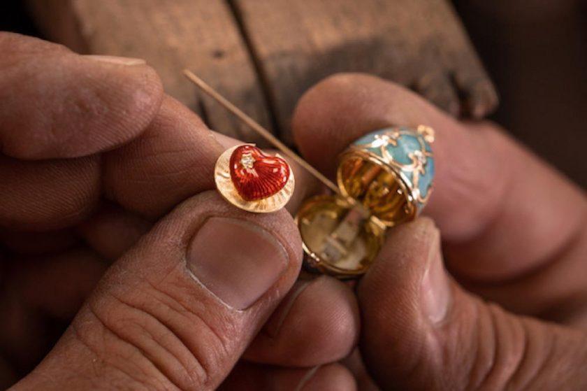 Fabergé Unveils 'The Journey of an Egg'