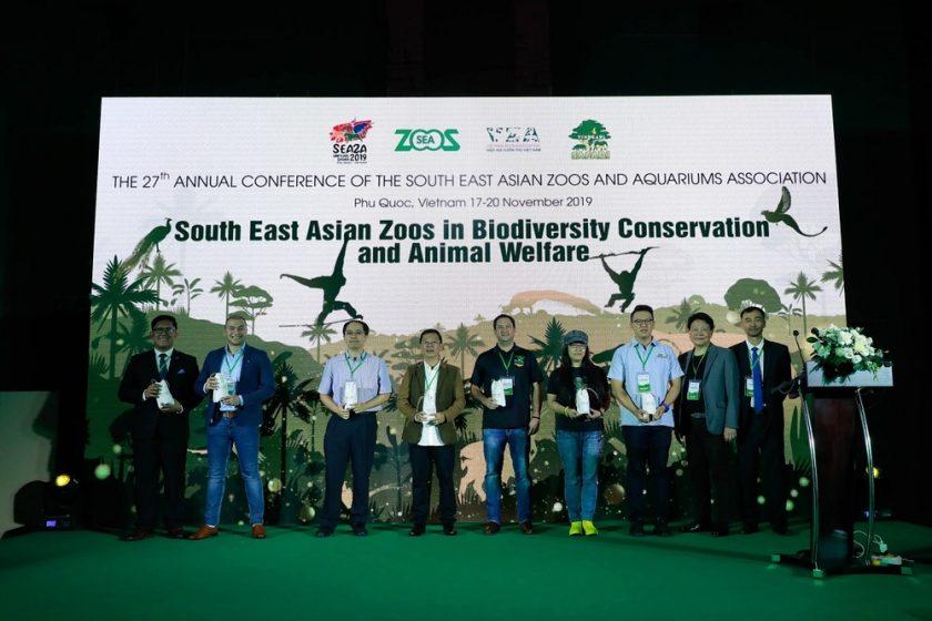 رابطة حدائق حيوان جنوب شرق آسيا