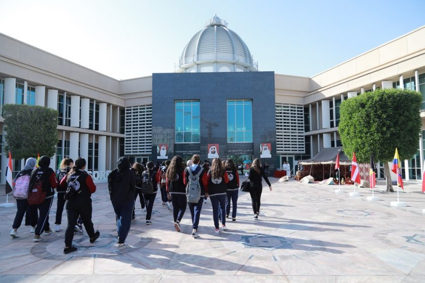 Unprecedented Demand Recorded at Sorbonne University Abu Dhabi's (SUAD) Open Day 2020