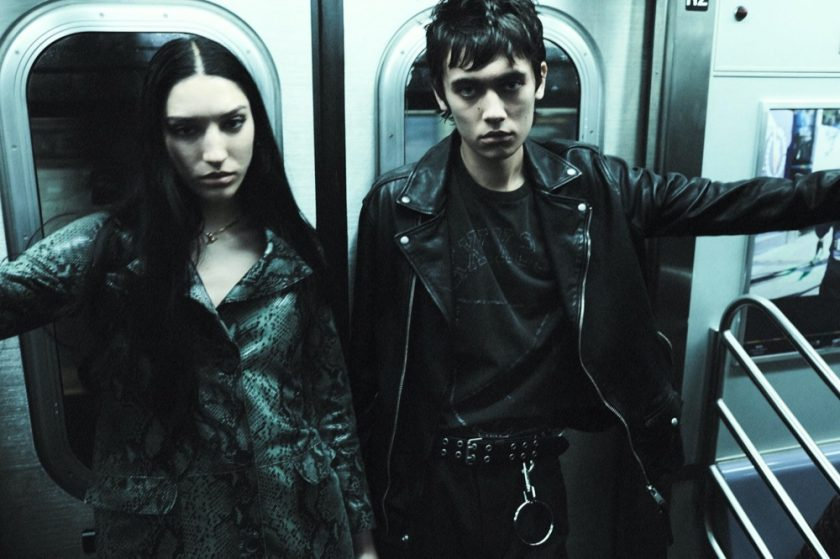 AllSaints brings its new collection inspired by the spirit of New York's young people to the GCC