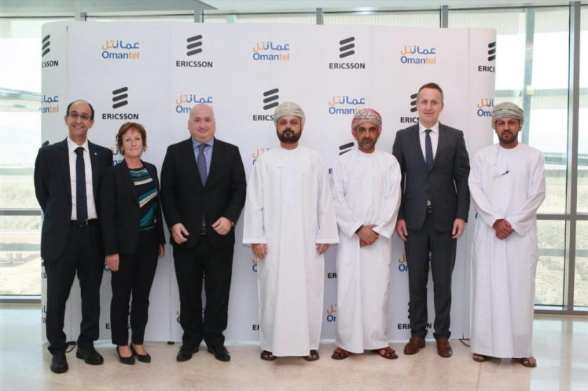 Omantel selects Ericsson to manage its nationwide multivendor networks