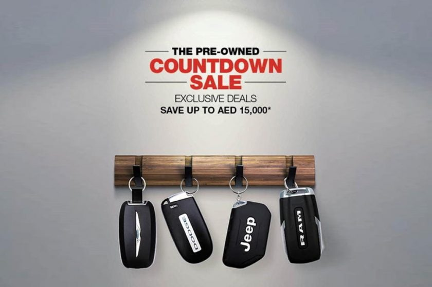 Trading Enterprises Hosting Pre-Owned Countdown Sale This Weekend