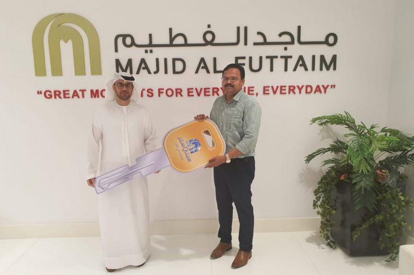 Majid Al Futtaim announces New Year new car competition winners