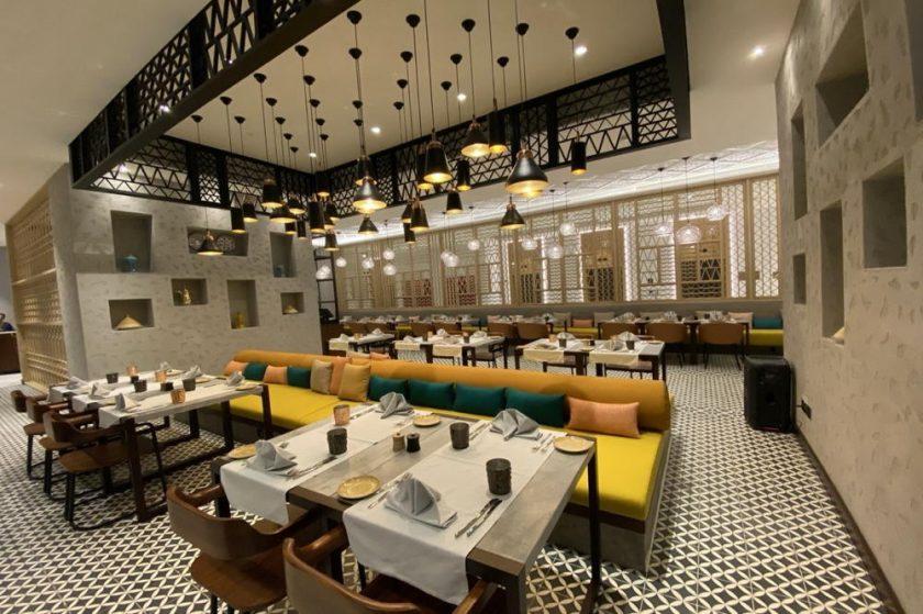 افتتاح المطبخ المغربي في ميلينيوم البرشاء