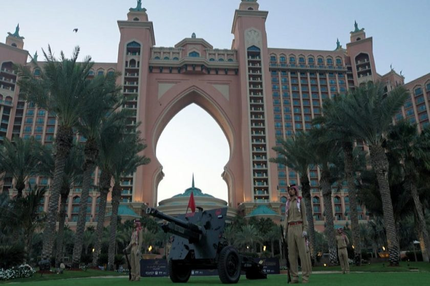 ATLANTIS, THE PALM IS THE PROUD HOST OF THE RAMADAN CANNON, 2020