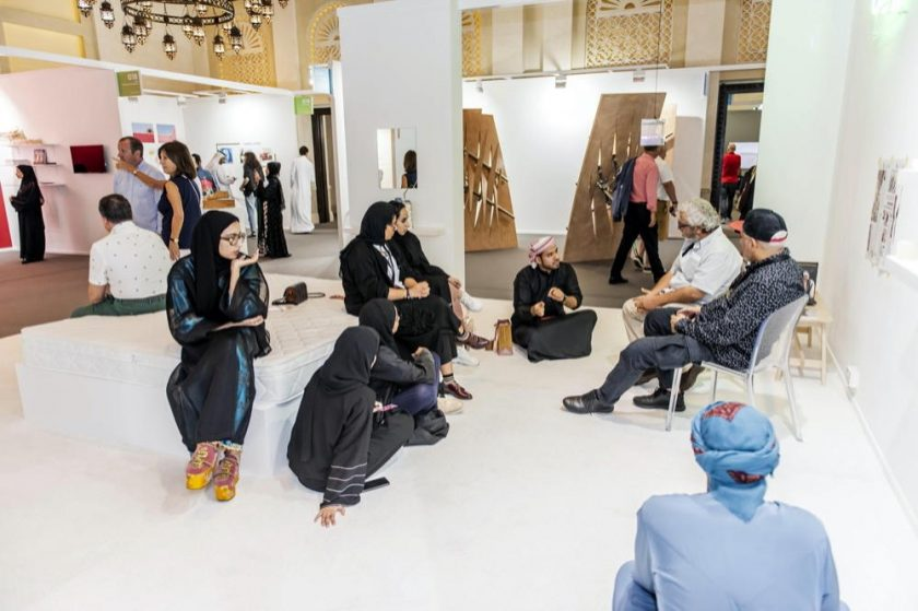 اختتام فعاليات ماراثون دبي للأفكار بالتعاون بين هيئة الثقافة والفنون في دبي ومجموعة آرت دبي