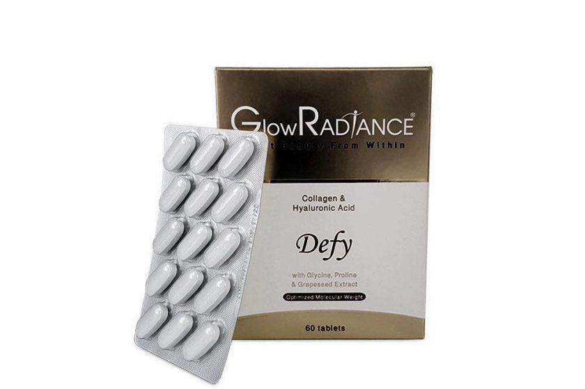 GlowRadiance Defy tablets