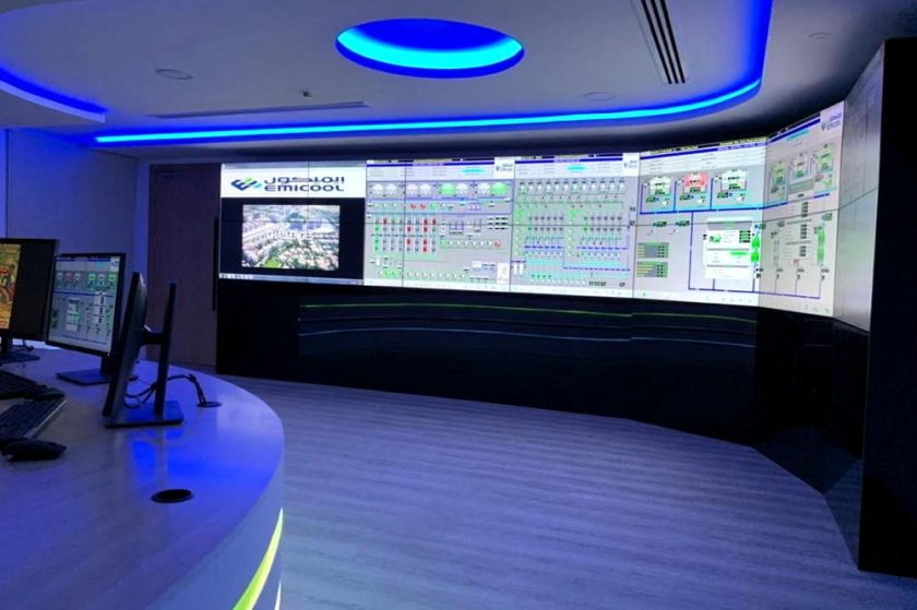 Emicool starts testing its Command Control Centre, controls plants remotely