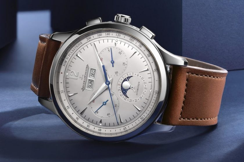 JAEGER-LECOULTRE INTRODUCES A NEW DESIGN AND NEW MODELS FOR ITS MASTER CONTROL COLLECTION