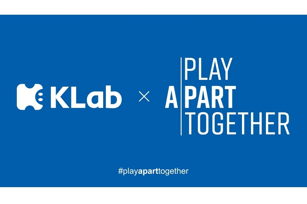 KLab Unites with the Game Industry and WHO #PlayApartTogether Campaign to Prevent the Spread of COVID-19