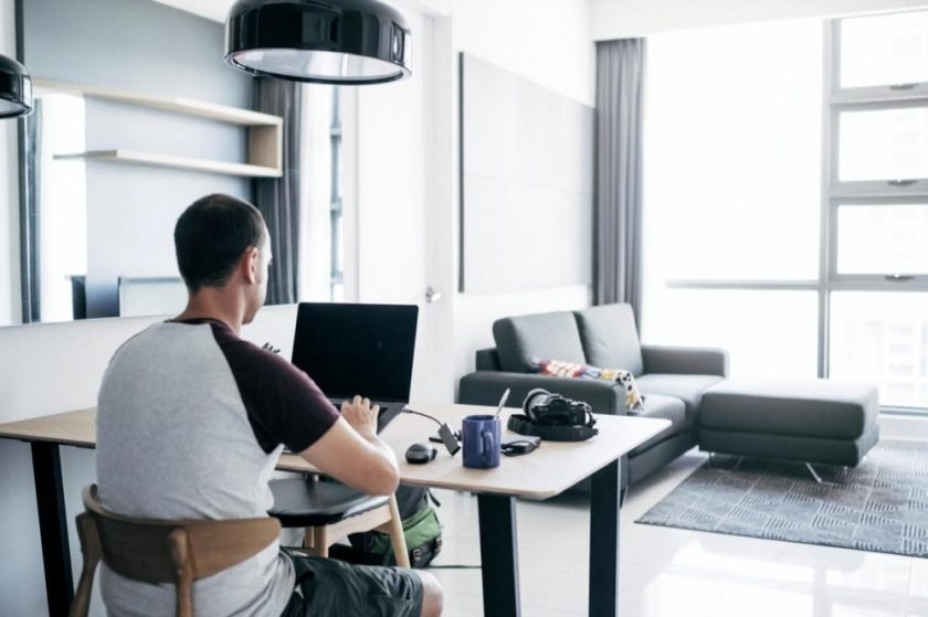 The shift to remote working: how to navigate as a start-up  Nick Offin, Head of Sales, Marketing and Operations, dynabook Northern Europe