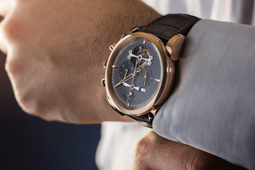 دقة الوقت السويسري تتجسد من خلال إصدار برميجياني فلورييه تونداغراف الثمين