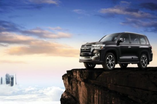 Start your new journey with Toyota this Ramadan