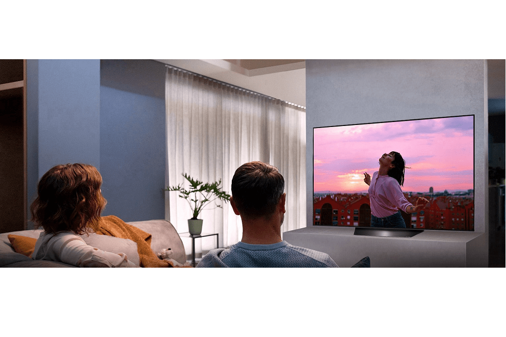 Bringing the Immersive Entertainment Experience into Your Home with LG OLED TVS