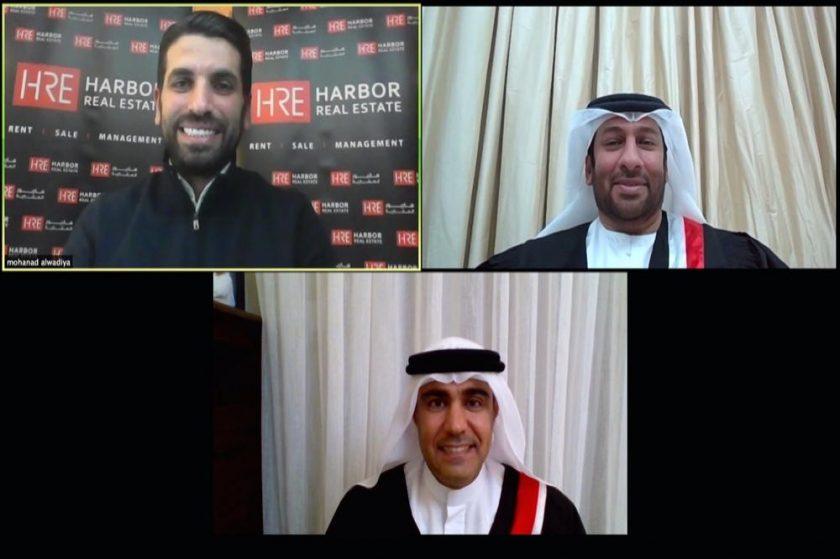 ضمن مبادراتها الخيرية في شهر رمضان المبارك هاربور العقارية تساهم ب١٥٠ ألف درهم لدعم حملة «لجنة يد الخير»