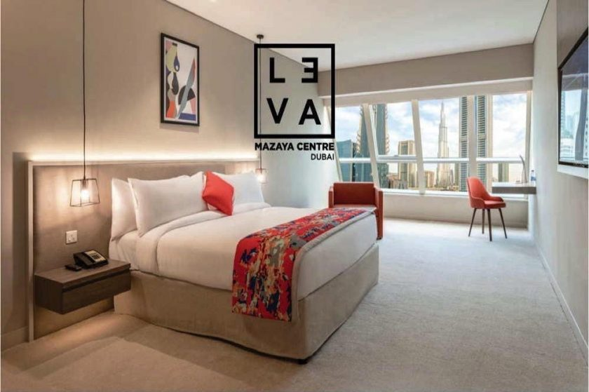 Celebrate Eid at LEVA Mazaya Centre Hotel in Dubai
