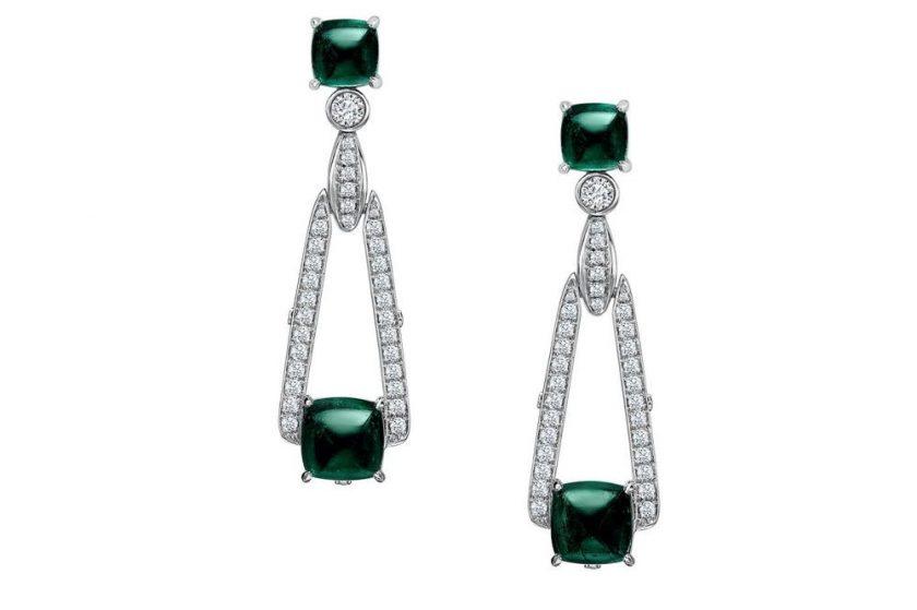 Fabergé Spotlights May's Birthstone, Emerald