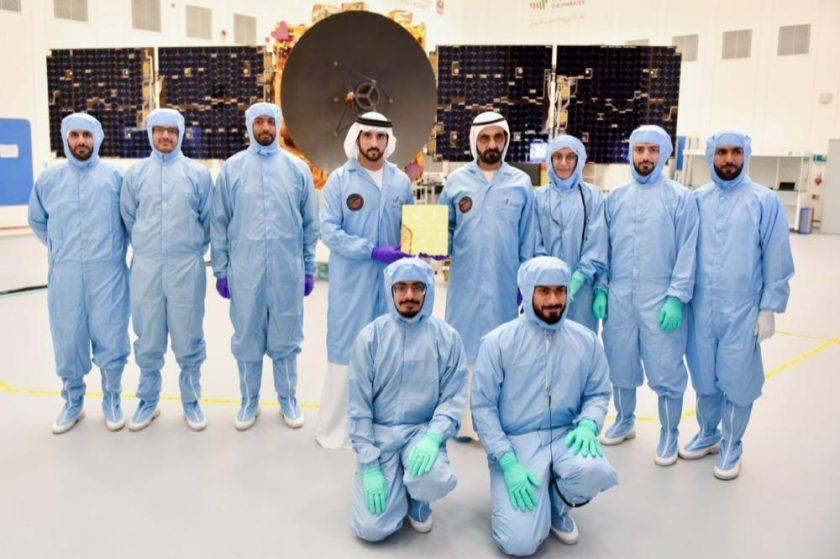 مشروع الإمارات لاستكشاف المريخ يسير وفق المخطط
