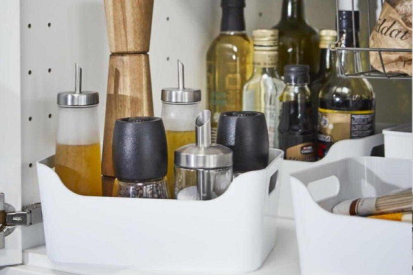 حلول مبتكرة وبسيطة من ايكيا توفر المزيد من المساحة في المطبخ