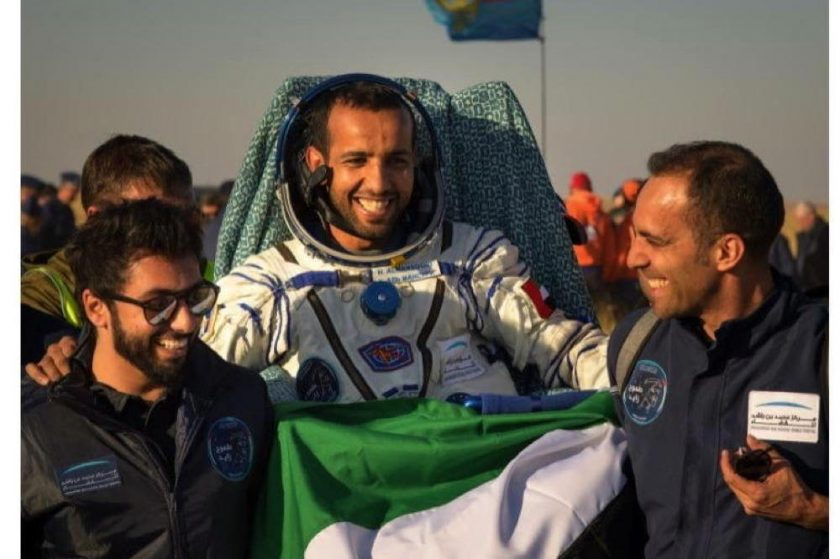New Documentary showcasing the UAE's first Astronaut