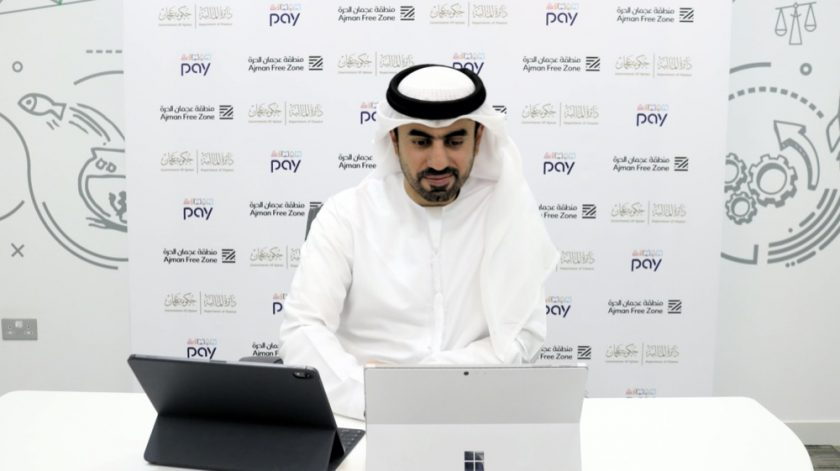 Ajman Free Zone completely digitizes business set-up as it links its services with Ajman Pay