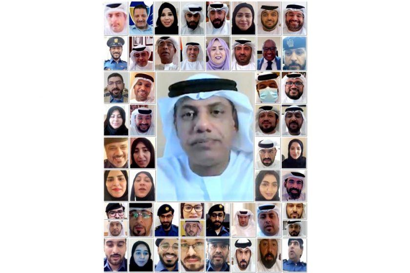 جمارك دبي تكرم 146 موظفاً جمركياً تقدموا بأفكار وابتكارات مجدية
