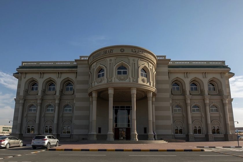 Sharjah Public Library welcome visitors at select branches