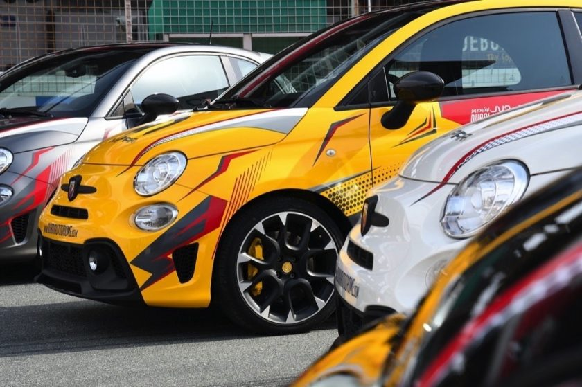 Find a Home at the Middle East's 1st Official Abarth Club