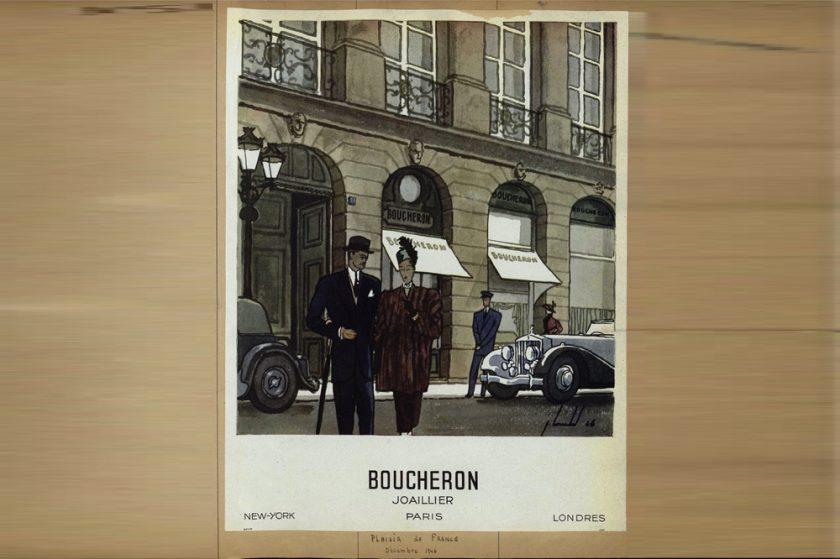 Maison Boucheron presents its podcast
