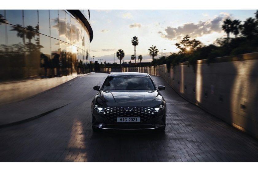 Hyundai Azera facelift model getting in gear to hit GCC roads