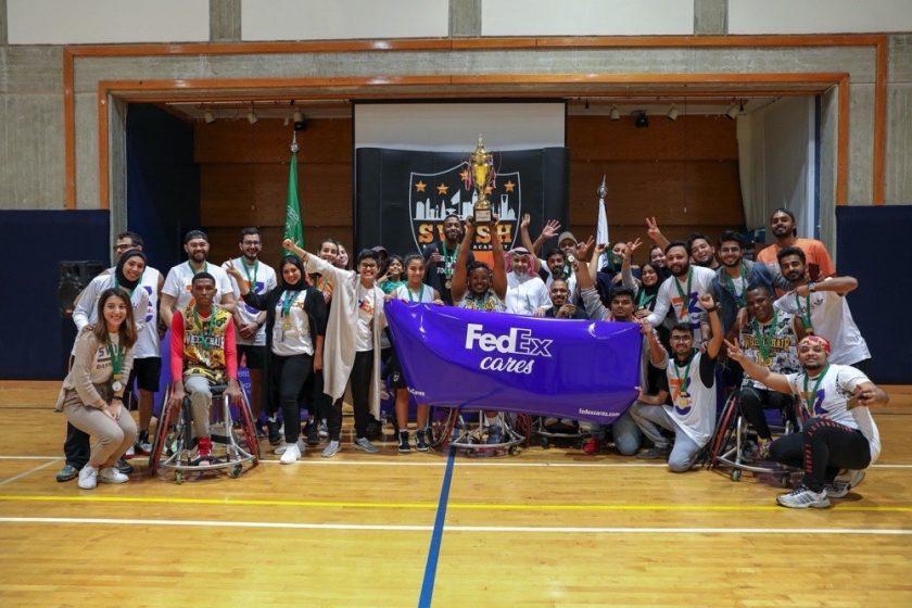 فيديكس إكسبريس تدعم المجتمعات المحلية في التصدي لـ كوفيد-19