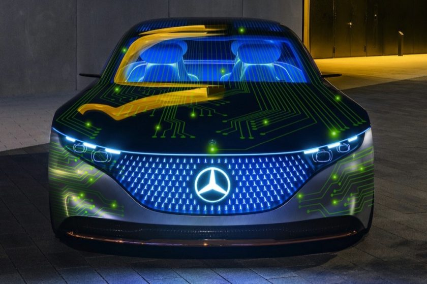 Mercedes-Benz and NVIDIA to Build Software-Defined