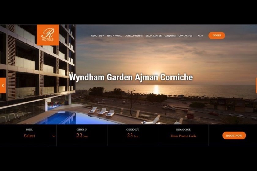R Hotels launches new website and mobile application