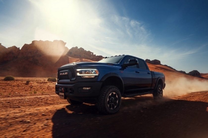 Legendary Ram Power Wagon Returns to the Middle East