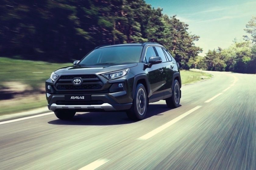 Buy a Toyota this month and pay nothing until 2021 at Al-Futtaim