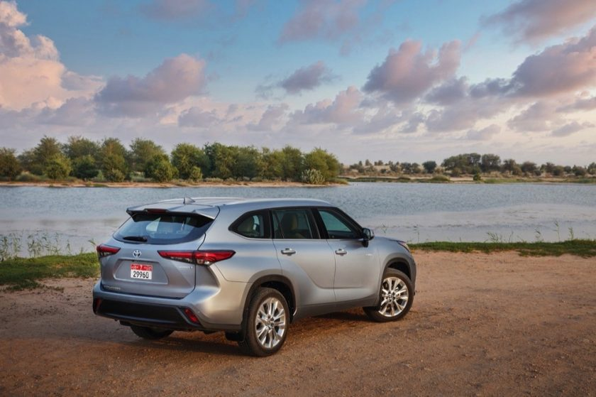 Toyota's newest Hybrid SUV is now in town: